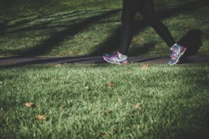 walking for weight loss